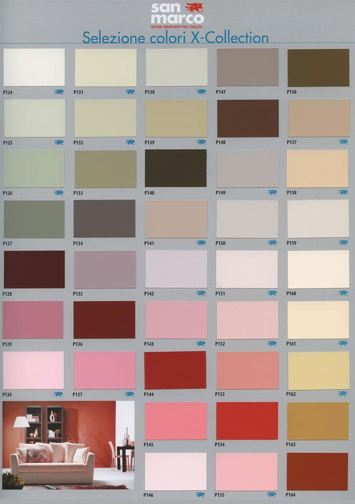 Le nostre pitture per pareti sono scelte con cura ponendo particolare attenzione alla qualità dei prodotti, che vengono proposti in un'ampia tavolozza: Pin Su Palette Colori Per Pareti