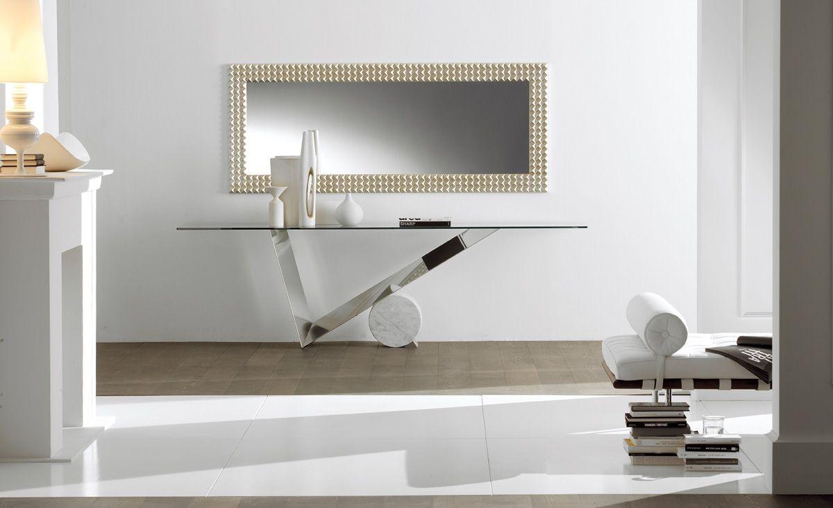 Valentino consolle by cattelan italia tavolo consolle for Negozi mobili italia