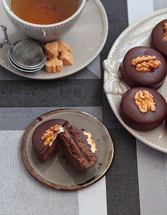 Gateau sablé chocolat