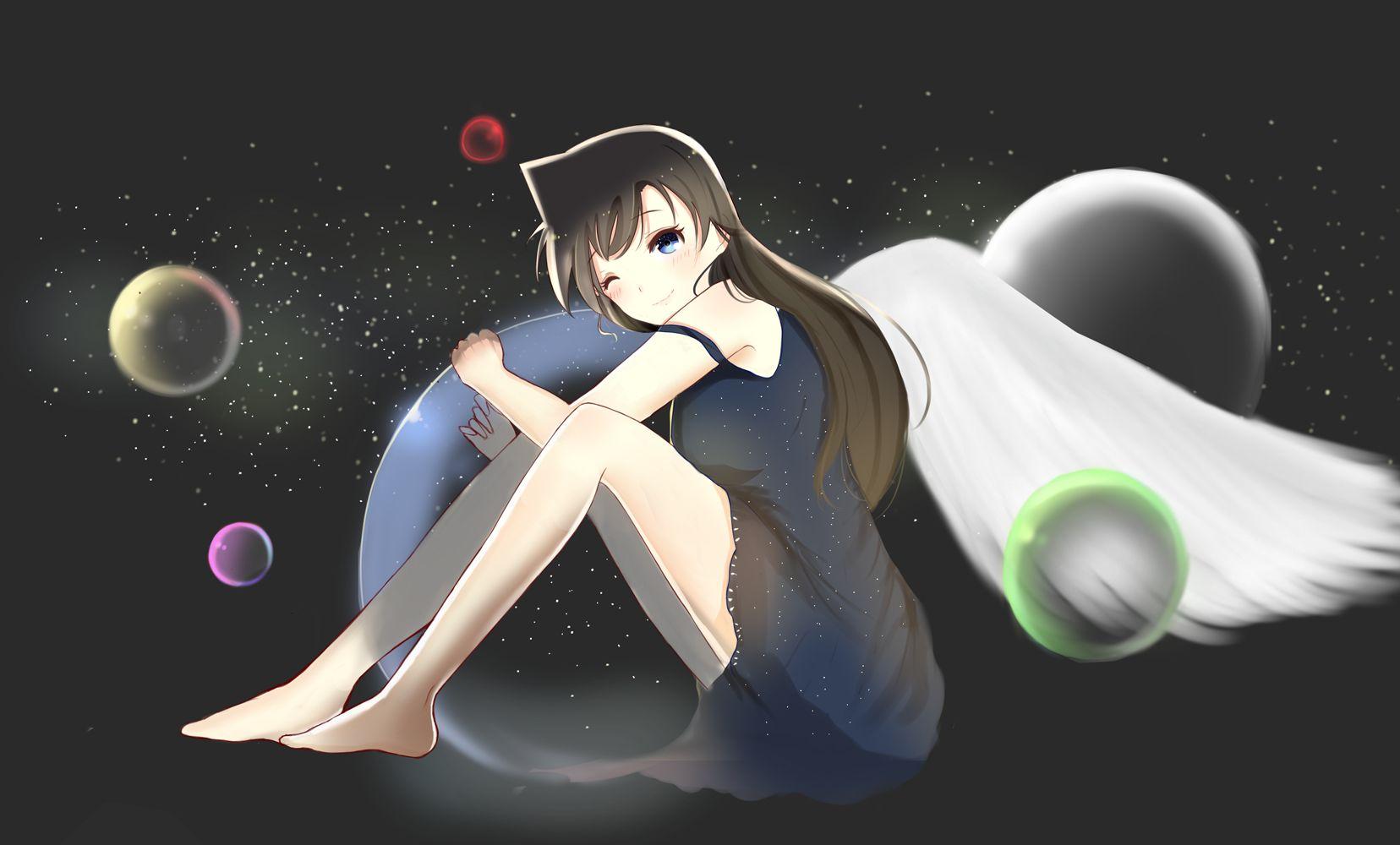 Anime image by Joud on Ran Mouri Anime wallpaper, Anime