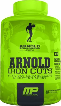 Iron Cuts By Arnold Schwarzenegger Series At Bodybuilding.com   Best Prices  On Iron Cuts
