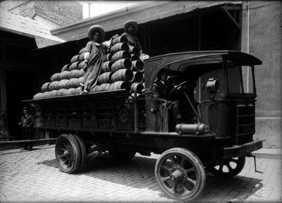 Camion De Compania Cervecera Toluca Y Mexico S A Historia De