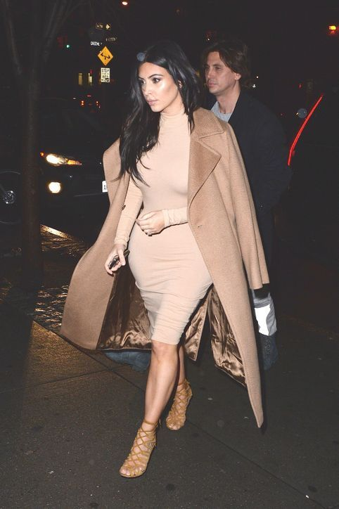 In Honor of Her 35th, 24 Times Kim Kardashian West's Outfit Looked Like Her Birthday Suit