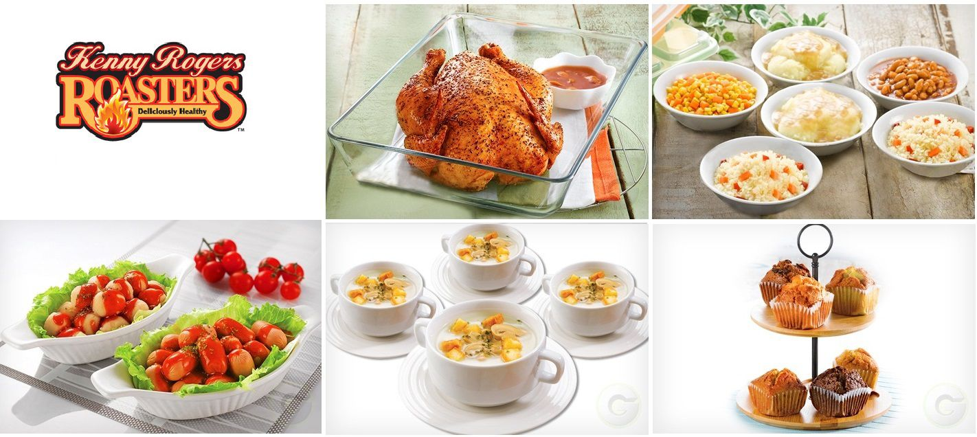 Kenny Rogers Roasters advocates healthy eating as ...