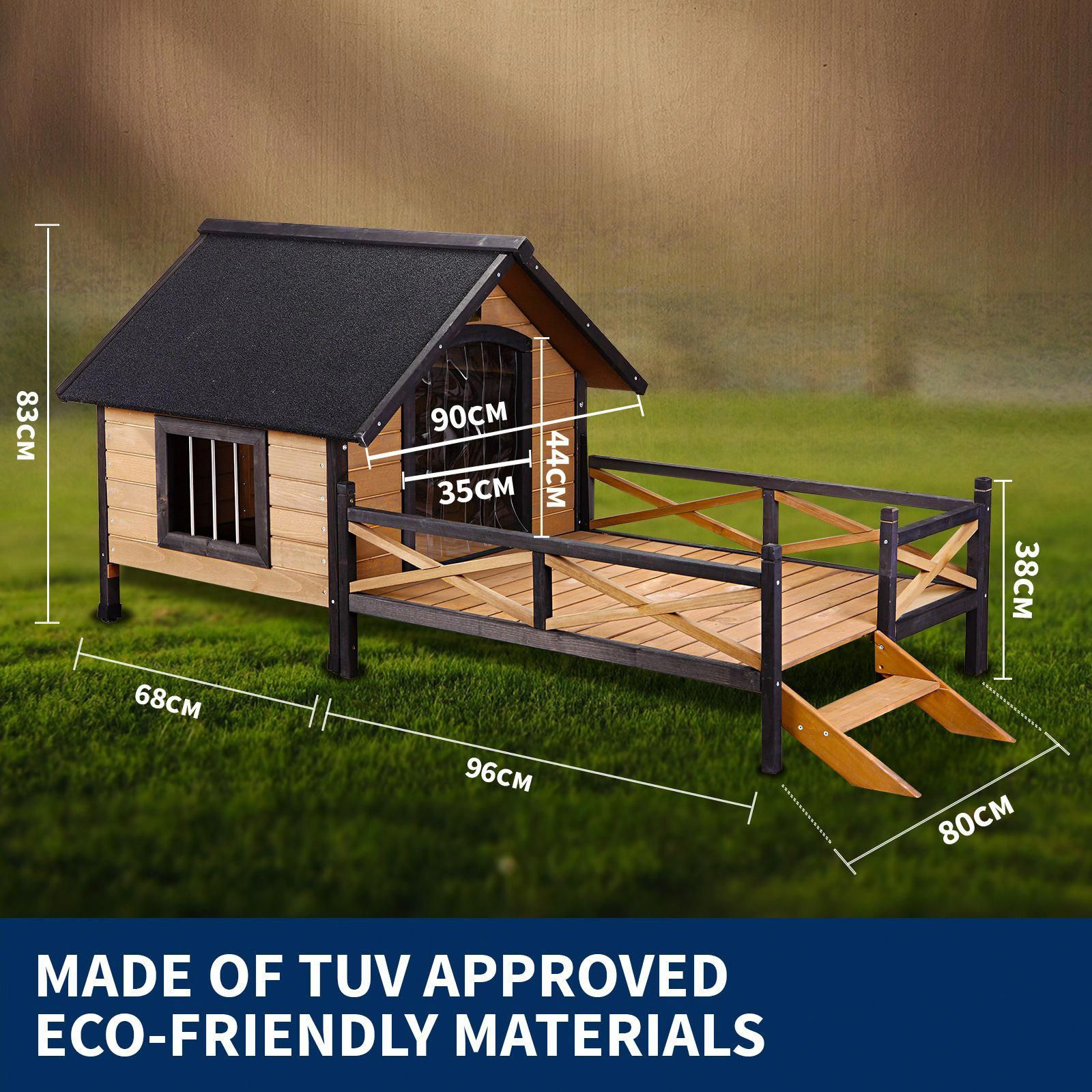 Large view popularwoodprojectsproducts dog house diy
