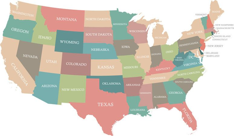 Top 5 Things You Need To Know About Your State Before Becoming A