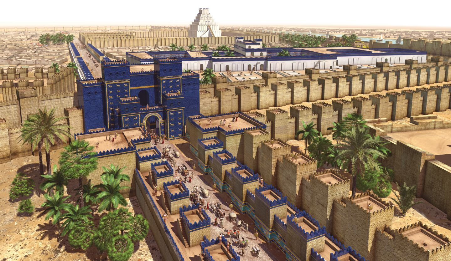 Babylon Pictures Ancient Babylon Old Babylon Facts