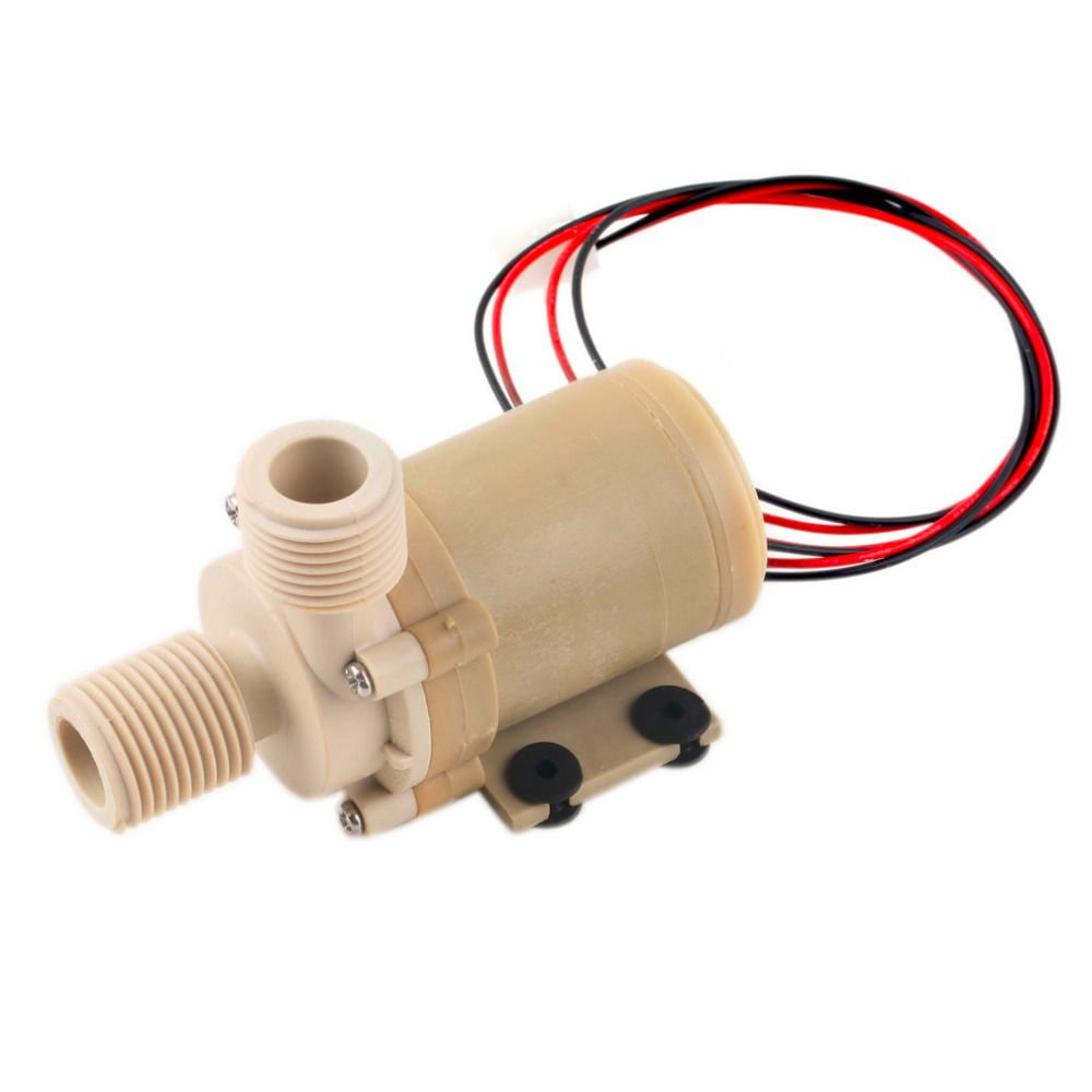 12v 3m Solar Water Pump Circulation Brushless Motor 212 F W Coupler Hot Cooling Water Circulation Pump For Home S Solar Hot Water Solar Water Pump Water Pumps