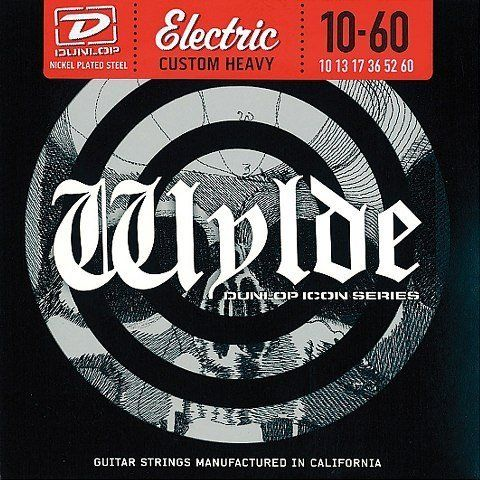 dunlop zakk icon series heavy electric guitar strings by jim dunlop developed to. Black Bedroom Furniture Sets. Home Design Ideas