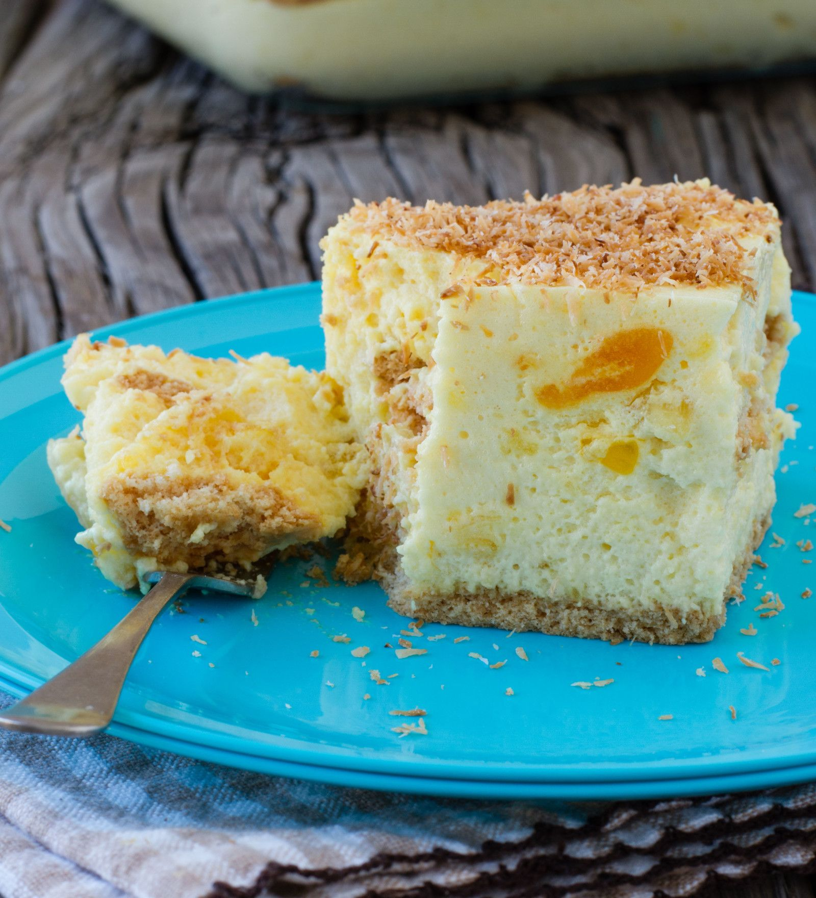 No Bake Pineapple Fridge Tart Recipe Tart Recipes Sweet Tarts Pineapple Dessert Recipes