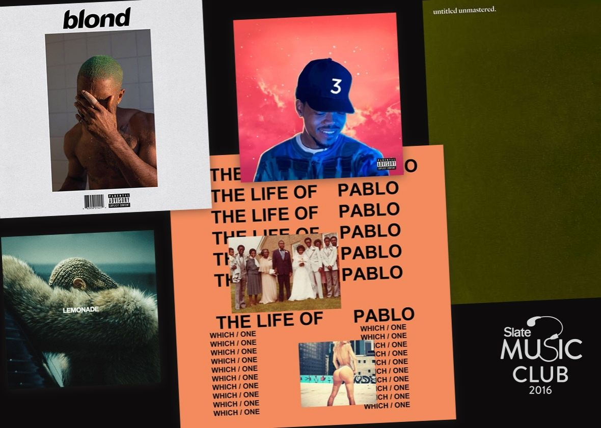 My Two Favorite Albums Of The Year Came From The Same City Chance The Rapper Album Of The Year Beyonce Lemonade