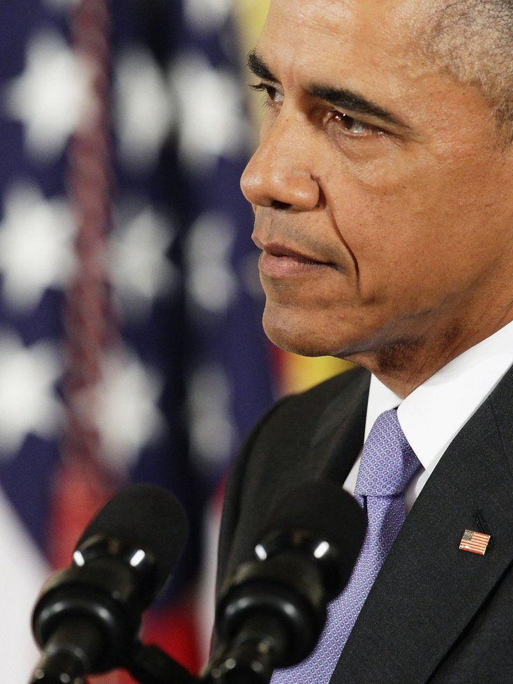 President Barack Obama Publicly Scolded Cbs News Major Garrett
