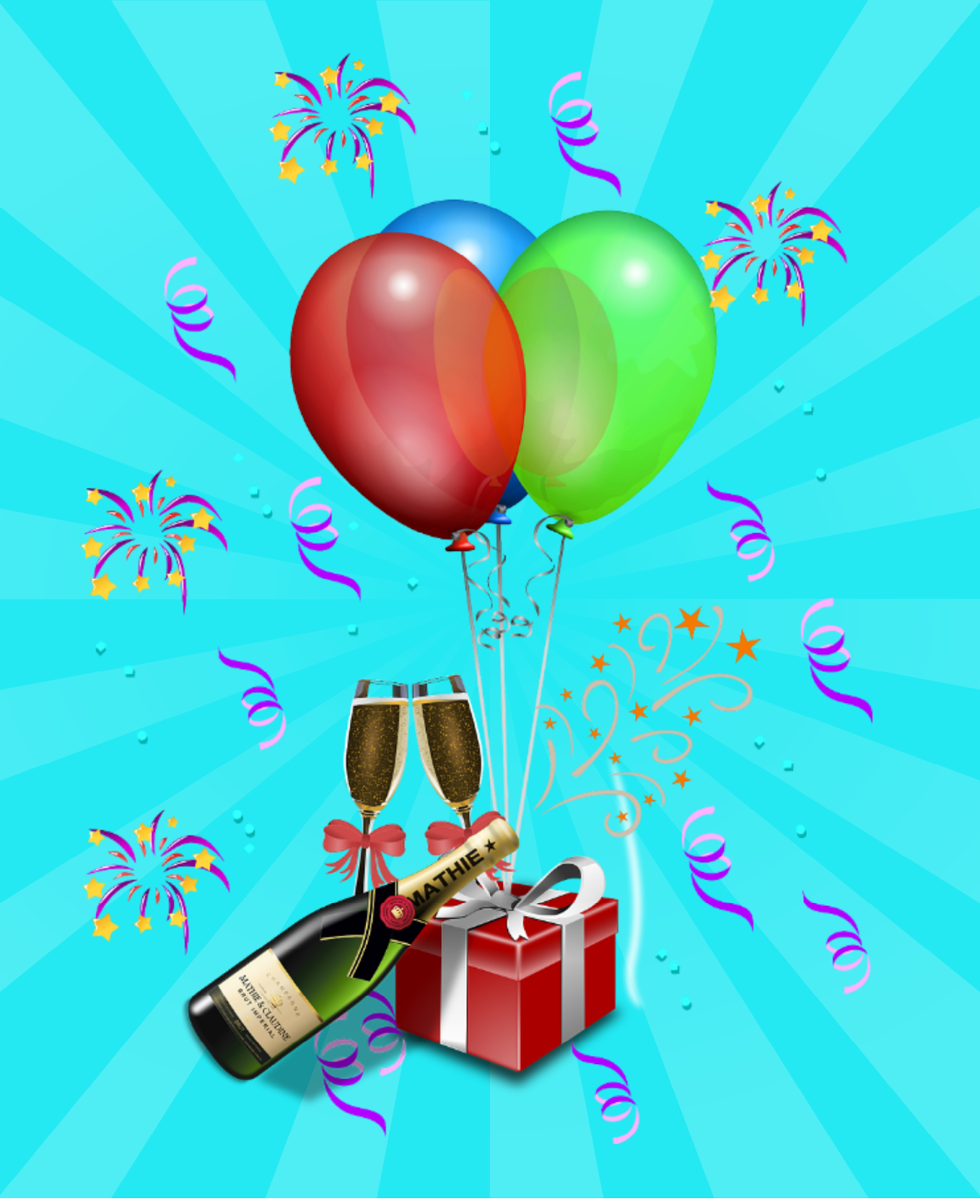 Geeky tool for making custom stickers labels geeky