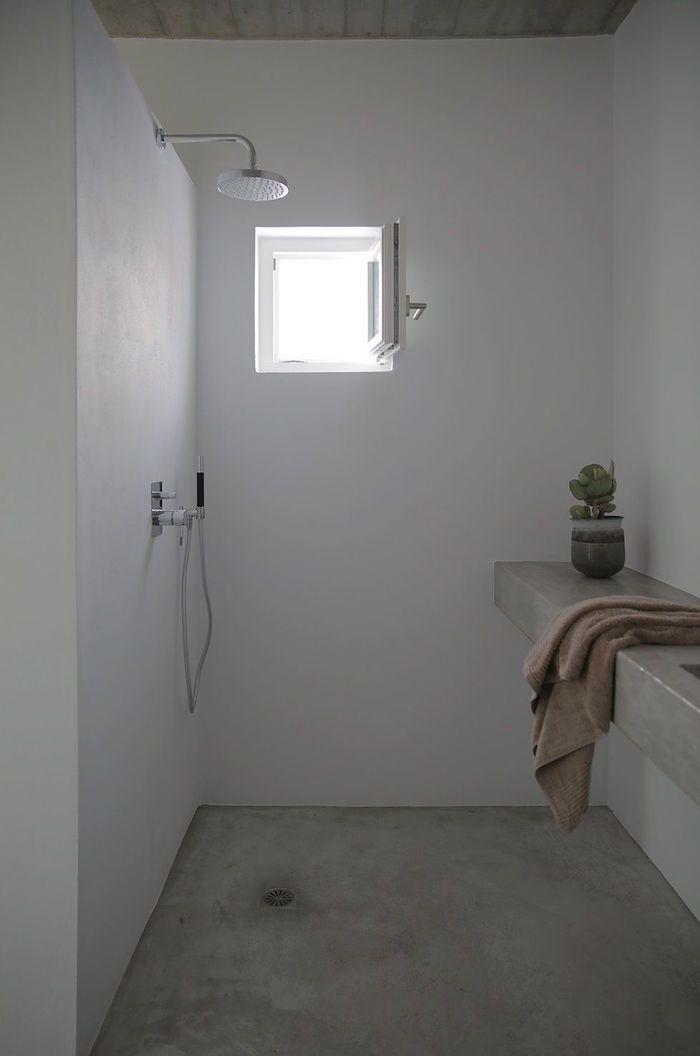 Salle de bain sans carrelage – des alternatives possibles | habitats ...