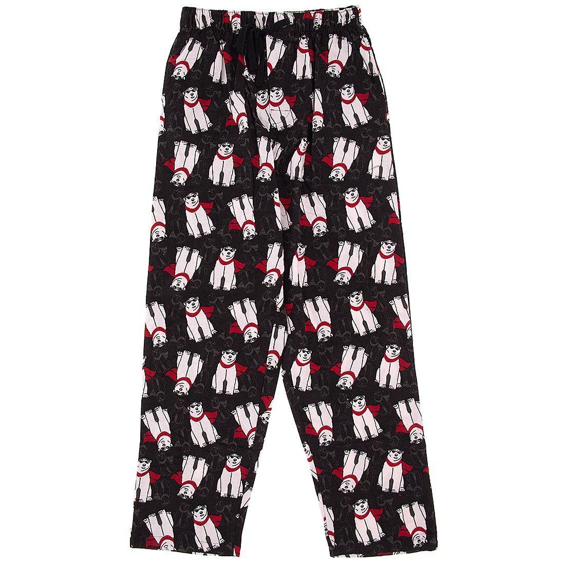 Fleece Pajama Pants For Men  Pajama Pants, Fleece Pajamas -8962
