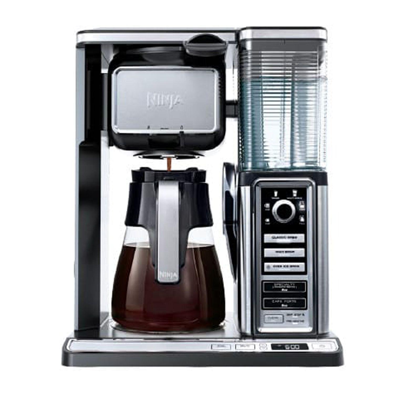 Ninja cf092rb refurbished coffee bar 50 oz brewer system