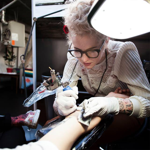Valentine\'s Tattoo Co. is a custom tattoo shop located in Seattle ...
