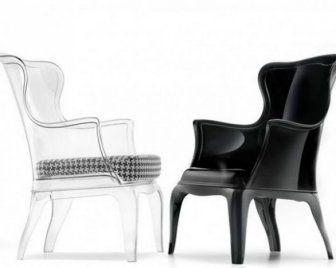 Plexiglass Chairs
