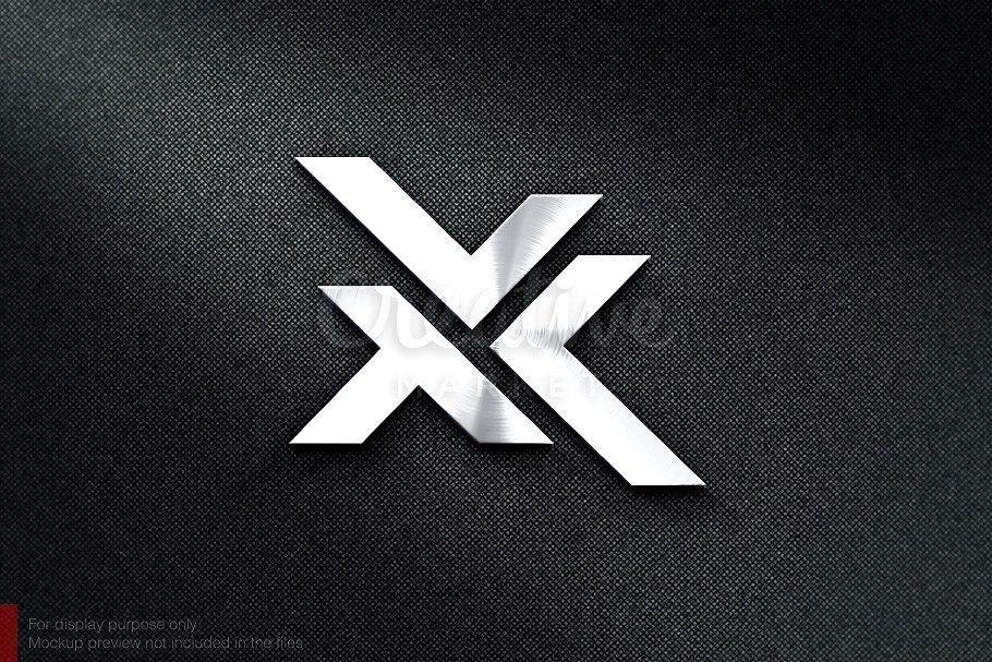 Letter X Logo With Images Logo Design Typography Logo Design