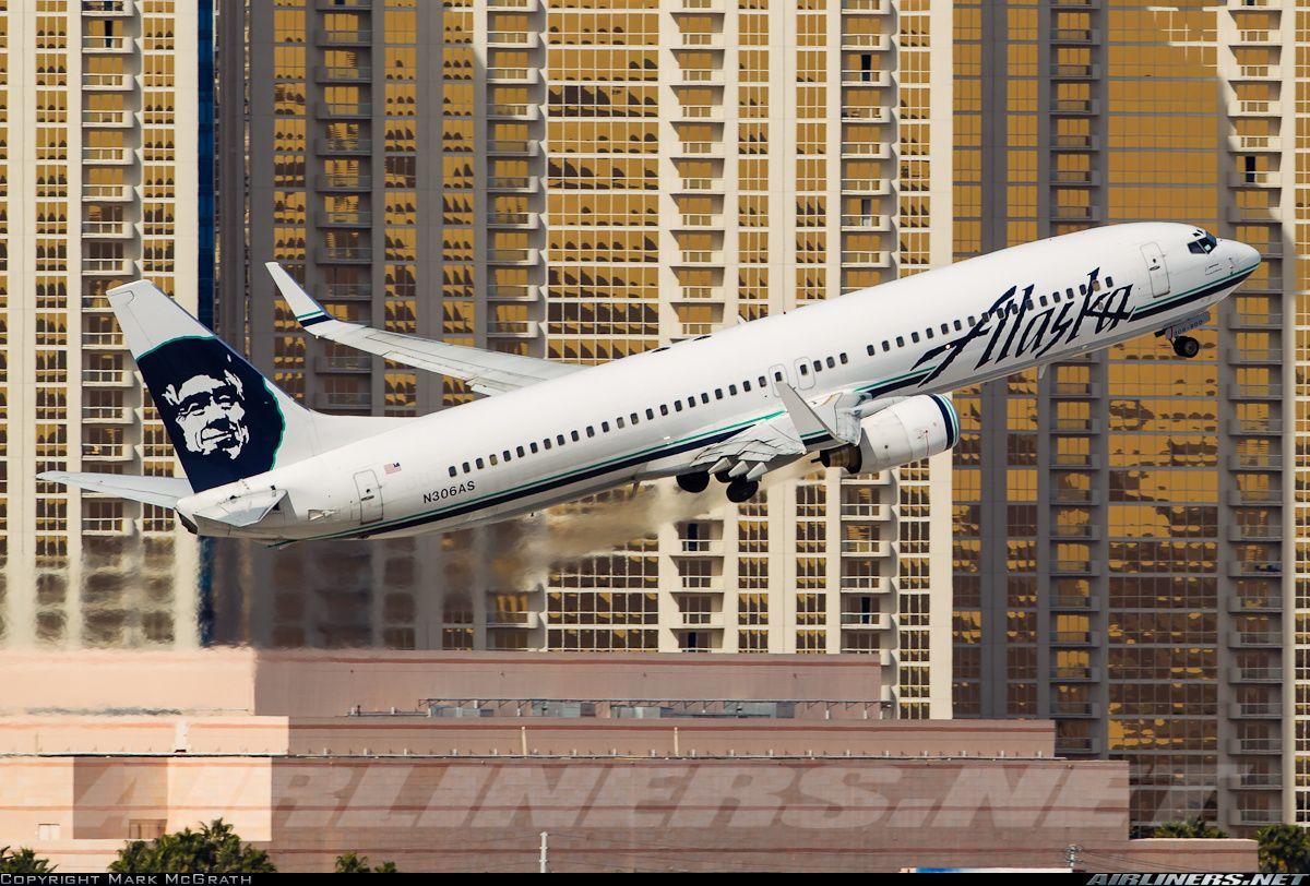 Alaska Airlines N306AS Boeing 737990 Alaska airlines