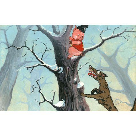 a kismalac és a farkasok - Google keresés
