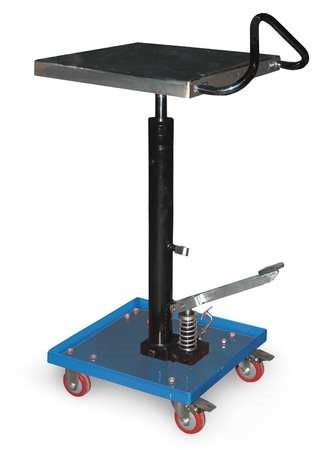 HT021616A Hydraulic Lift Table, 16x16x49 In.