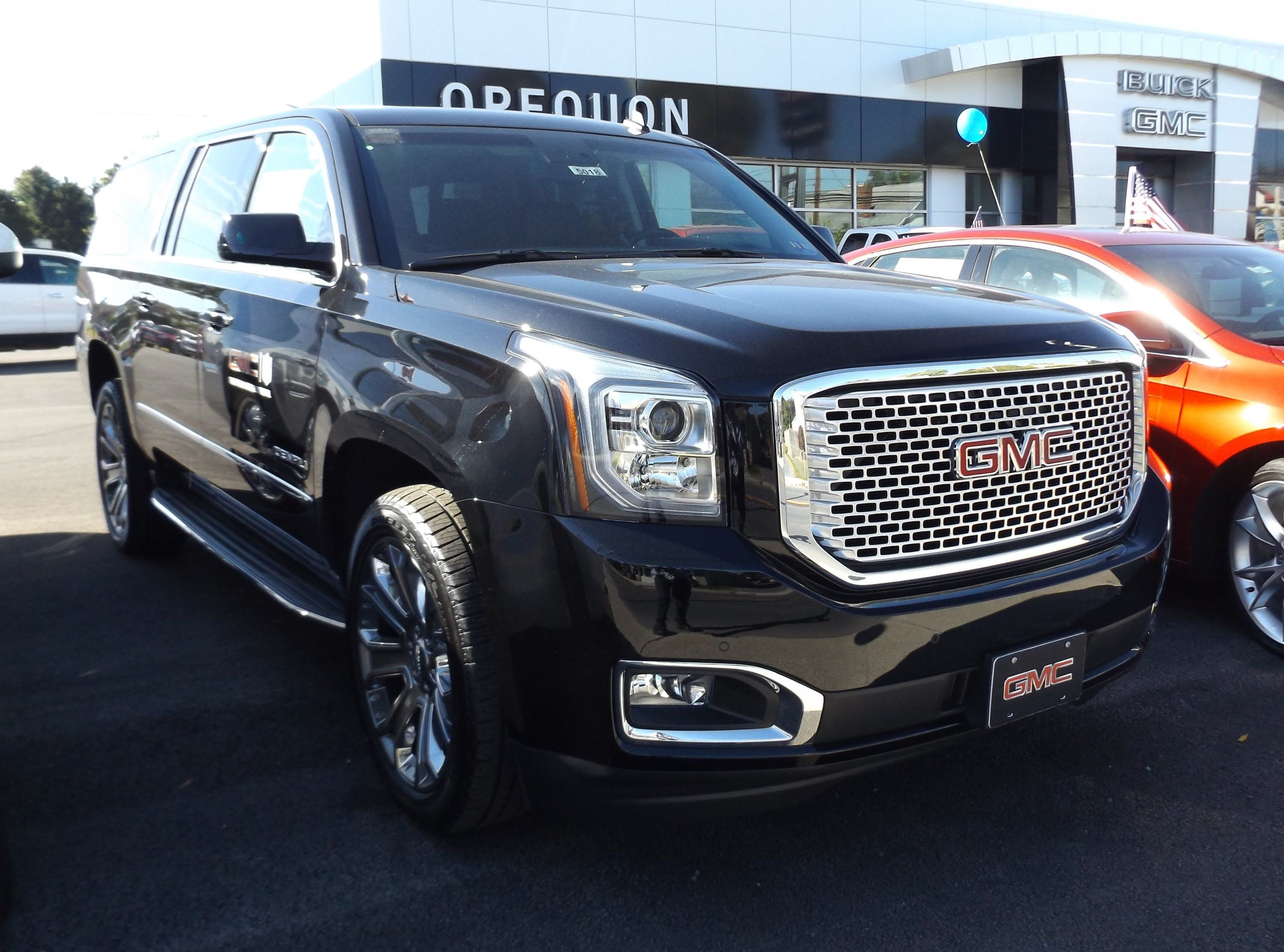 2015 Gmc Yukon Xl Denali 6 2l V8 Start Up Tour And Review Gmc