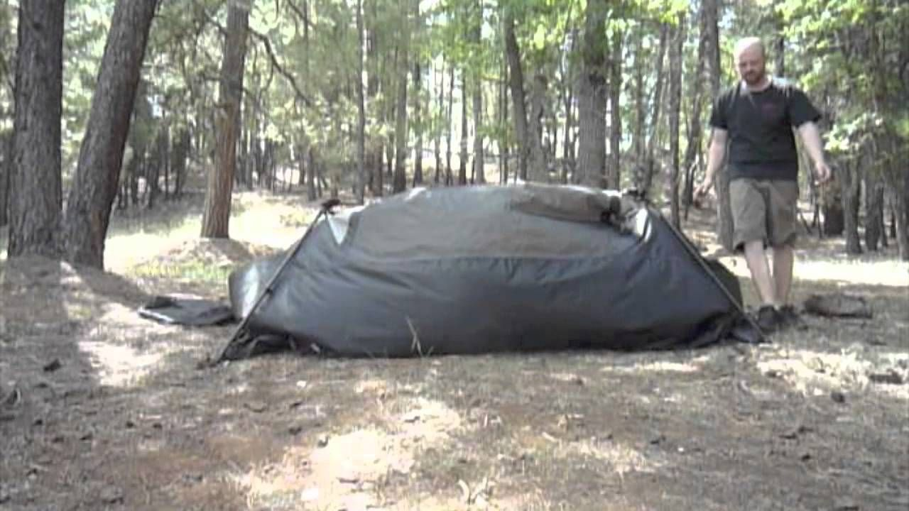 Coleman Instant Tent Setup and Teardown THIS IS THE RIGHT