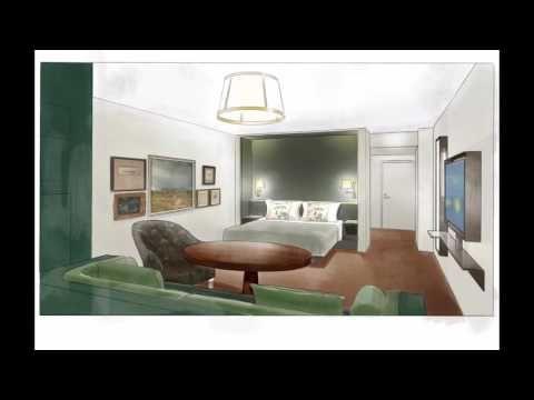 Watch Architect Retouch 2nd Digital Rendering To Look Like Watercolor Using Procreate App Procreate Apple Pencil Ipad Pro Apple Pencil Procreate App Tutorial