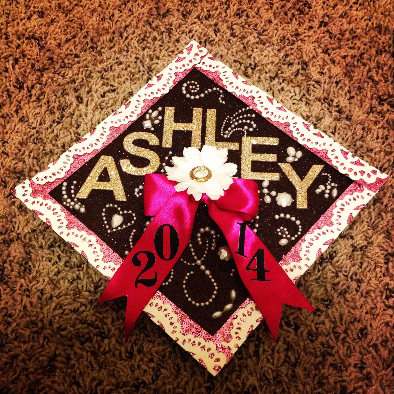 My grad cap! DIY. Ready to graduate! | Graduation cap ...