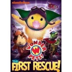Giveaway Wonder Pets The First Rescue Dvd Wonder Pets Pets Pets First