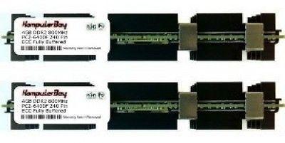 KOMPUTERBAY 8GB (2X4GB) MEMORY for APPLE MAC PRO EARLY 2008 31 DDR2 800MHz PC2-