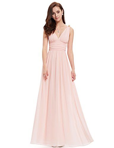 Robe de soiree rose amazon