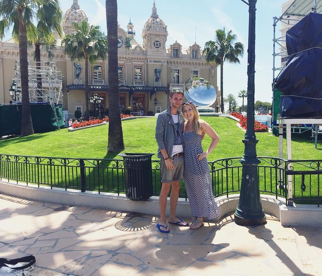 We're in Monaco!  #bestfriends #tripofalifetime #cotedazur #monaco #grandprix #worldtravel #travelers #montecarlo #montecarlocasino