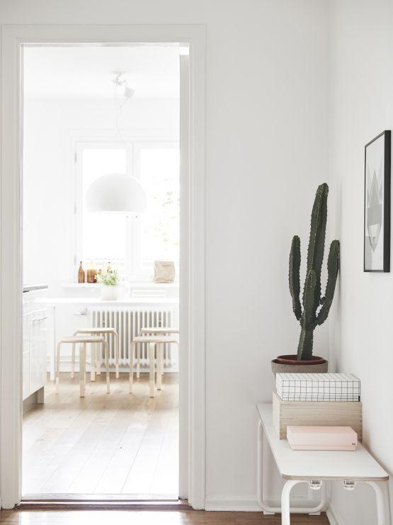 Decoración sencilla sin complicaciones Apartment therapy, Foyers