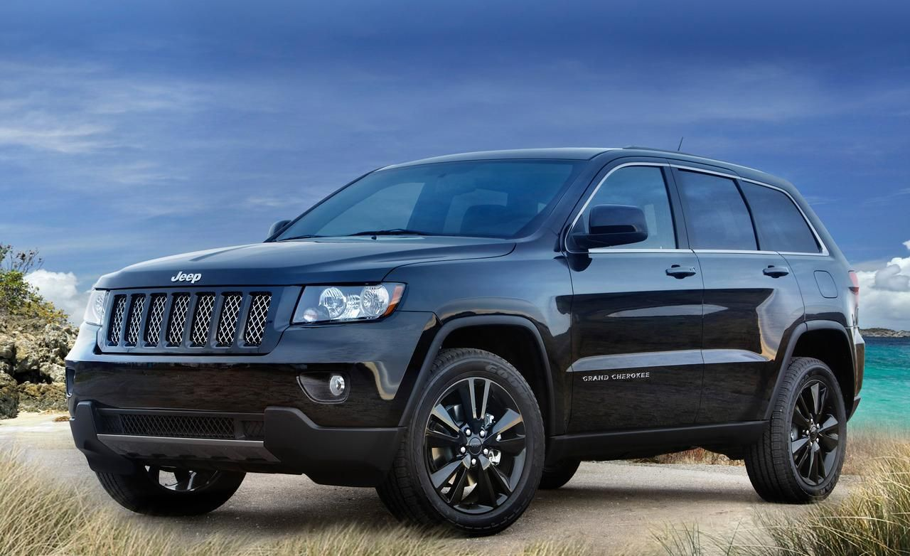 2013 Jeep Grand Cherokee Altitude My Kind Of Car Coches Clasicos Autos Jeep