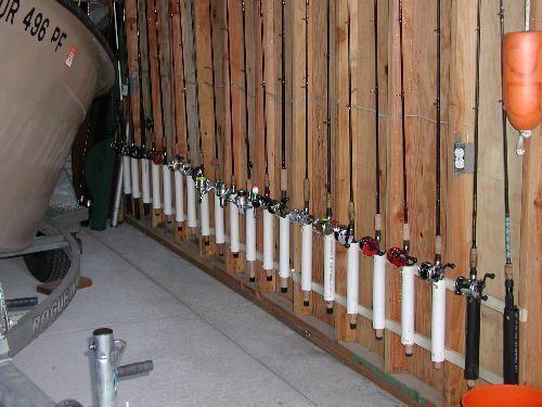 Low Budget Rod Organizer Wwwifishnet Home Ideas