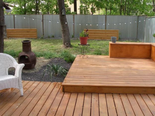 Retaining Wall Archives Noelle O Designs Corrugated Metal Fence Backyard Fences Metal Fence