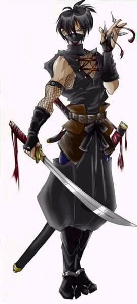 Anime Male Assassin   anime male assassin image search ...