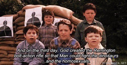 Image result for and on the third day mean girls