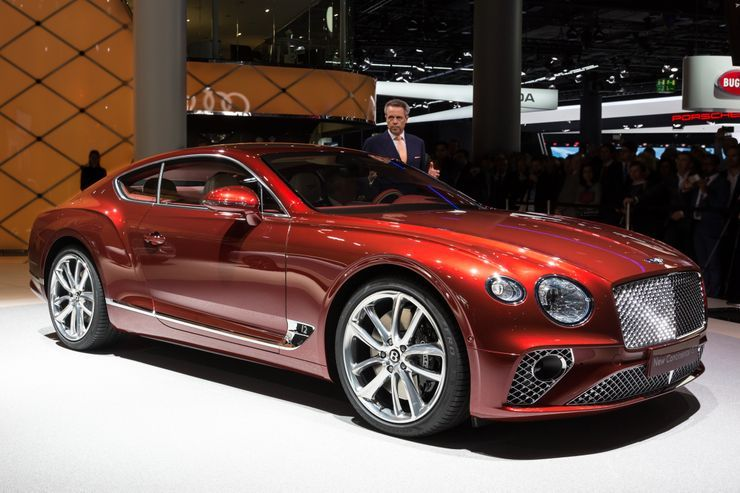 When It Comes To Price And Comfort There Are Plenty Of Other Luxury Cars Out There We Would Pick Over T Bentley Continental Gt Bentley Continental Bentley Car