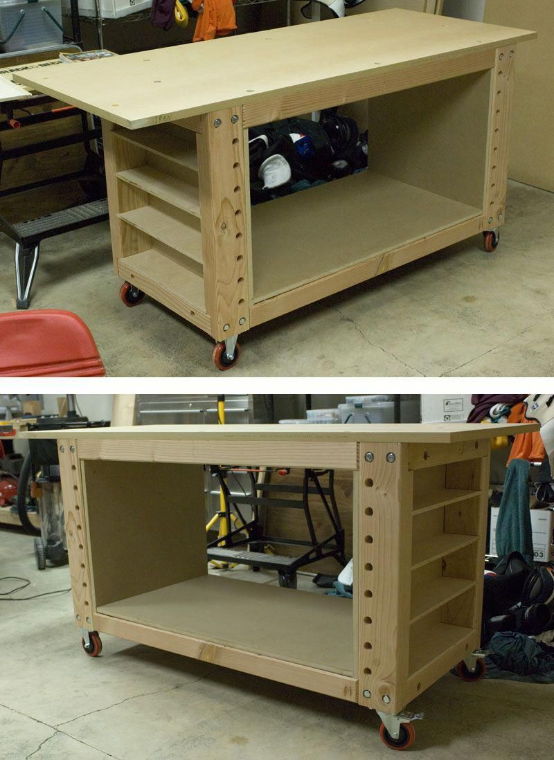 Workbench Project For Ideas Lots Of Photos Woodworking