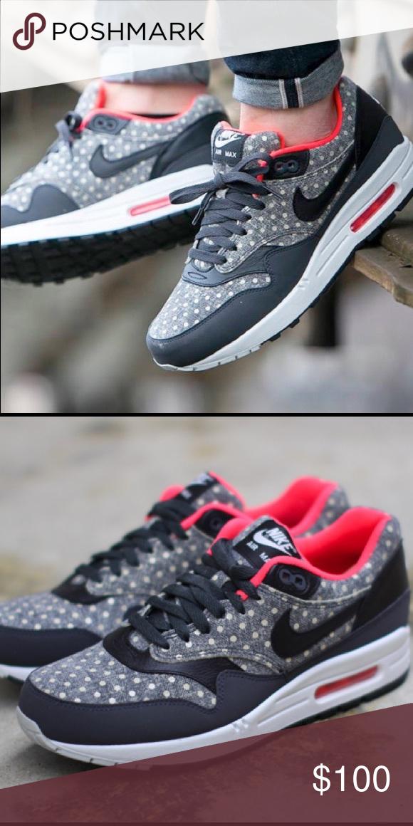 """Nike Air Max 1 Premium """"Polka Dot"""" BRAND NEW! This Air Max 1"""