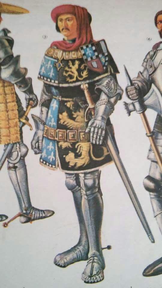 Burgondian knight