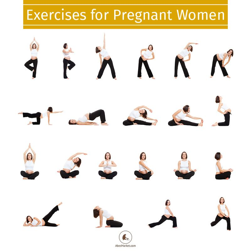 Prenatal Exercises For A Happy Healthy Delivery