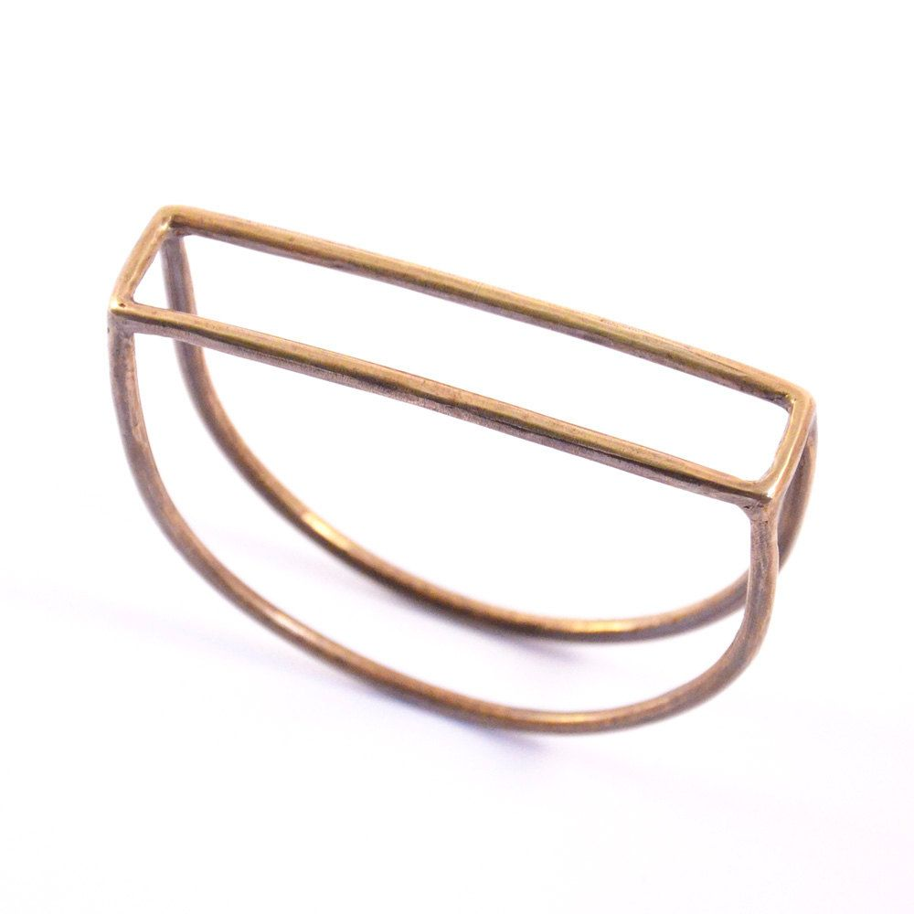 half moon bangle - mikinora