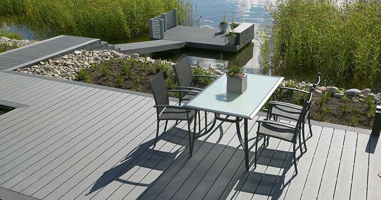 Patio Decking Material Options Wpc Decking