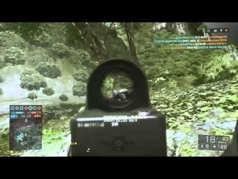 Battlefield 4 Xbox One Multiplayer Gameplay Montage Part 2