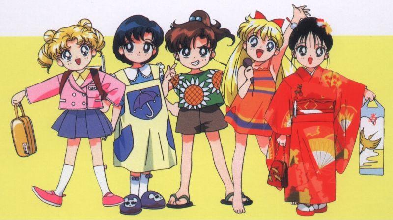 Sailor Senshi/sm senshi094 Pics, Images, Screencaps, and Scans