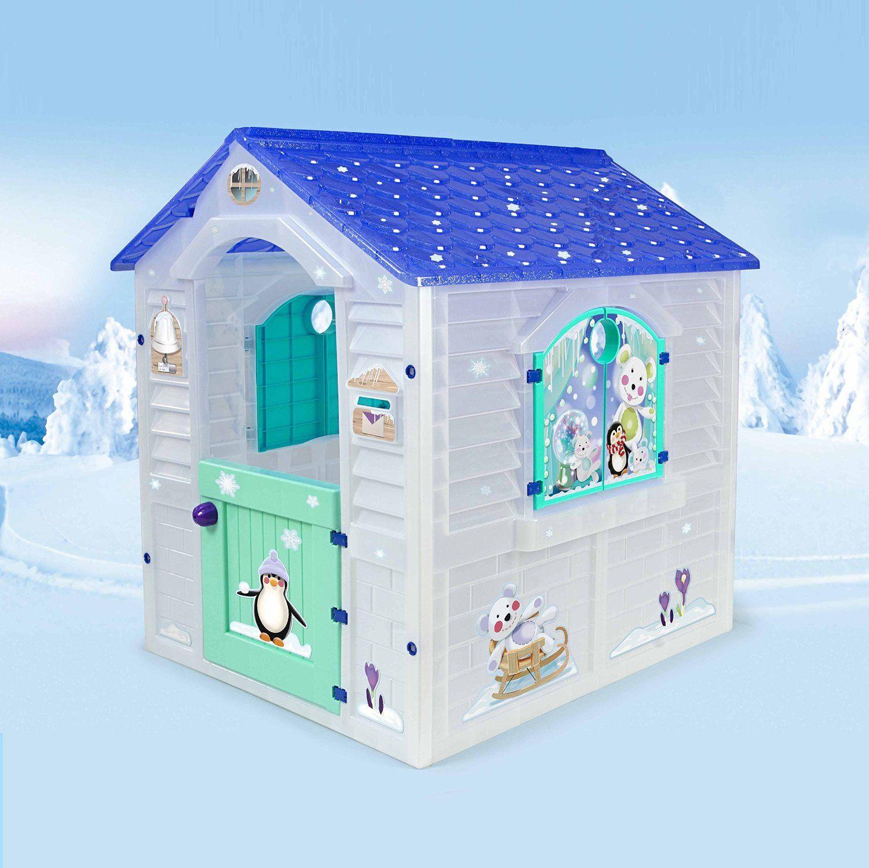 Casita de hielo para ni os juguete de exterior casitas for Casas de plastico para jardin